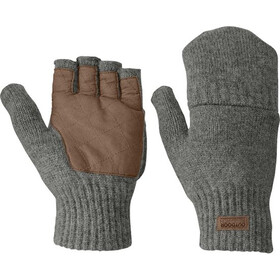Outdoor Research Lost Coast Mitts Herr pewter